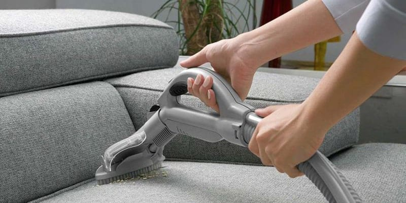 How To Clean A Sofa With Steamer