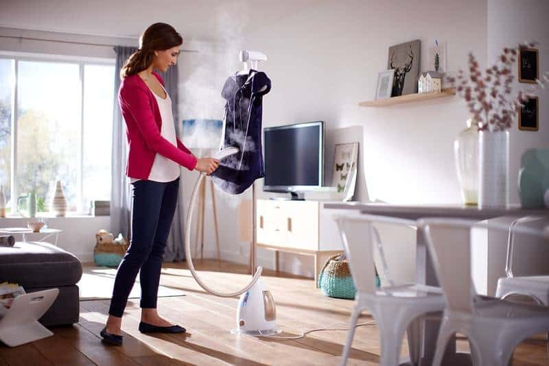 10 Best Garment Steamers Of 2019 Reviews And Buyer S Guide