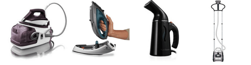 Types of Garment Steamer