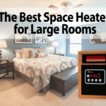 Space heater for large rooms